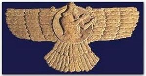 7M Annunaki Winged God