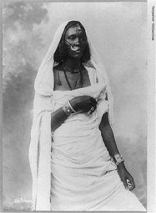 Anglo-Egyptian_Sudan_Nubian_woman