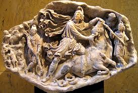 Mithra Slaying the Bull