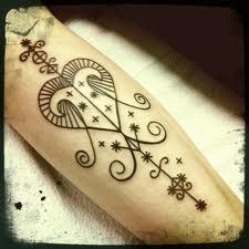 Veve Tattoo