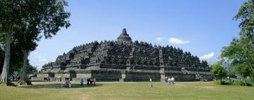 pyramid Borobudur Java