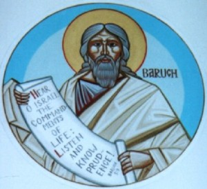 Book of Baruch DC
