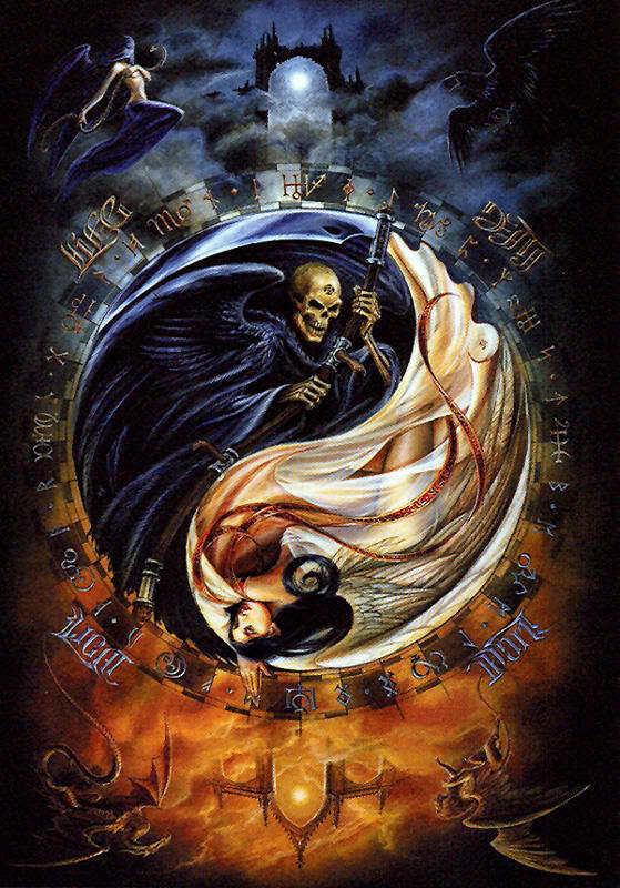 Angel Warriors Vs Demons Demons-and-angels-time gnosticAngel Warriors Vs Demons