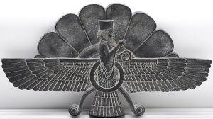 Zoroastrianism-Symbol