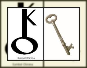 Chiron Key - JM